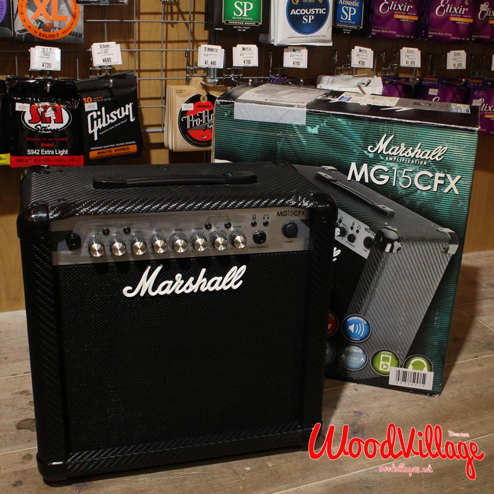 Marshall – MG15CFX