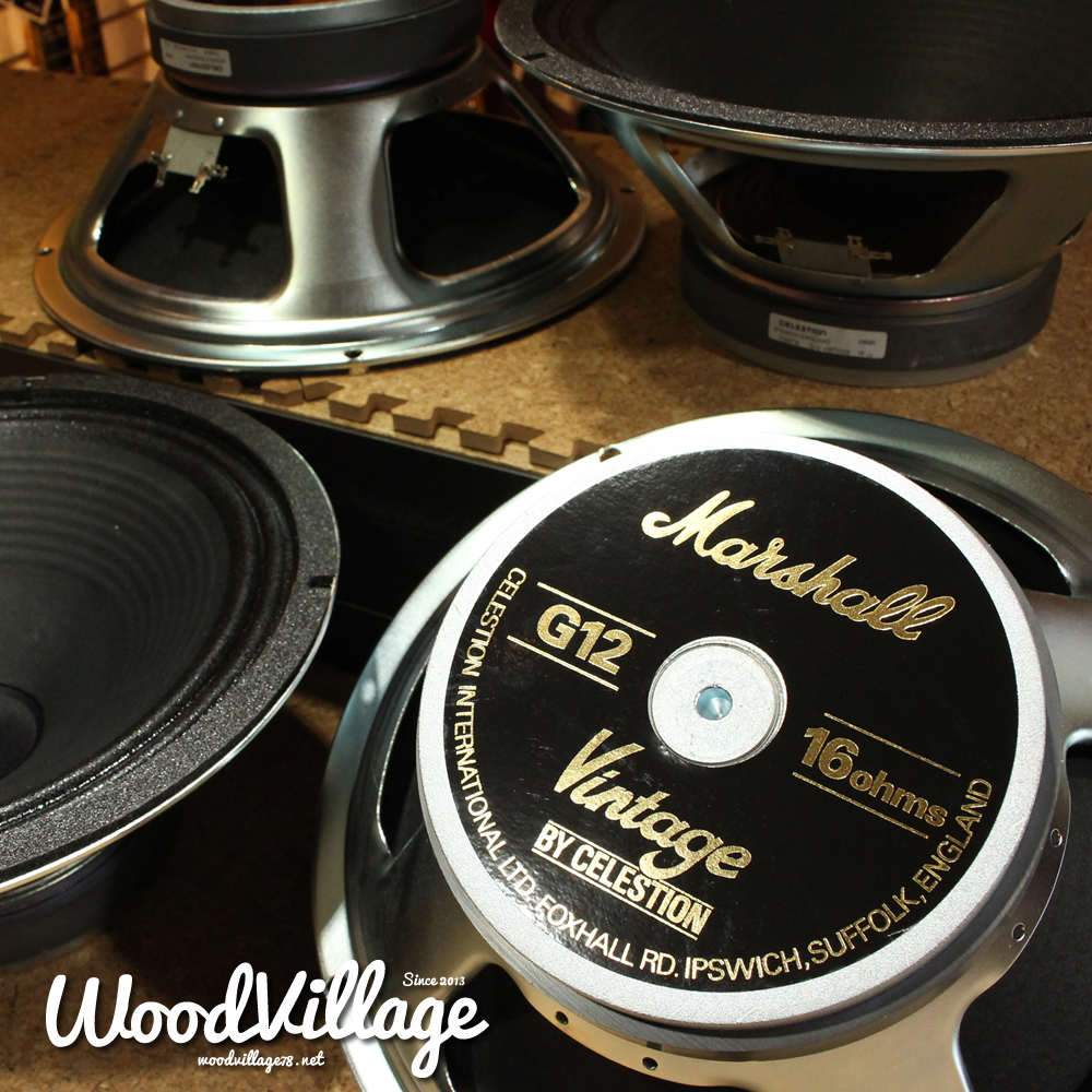 Marshall – G12 Vintage by Celestion ×4