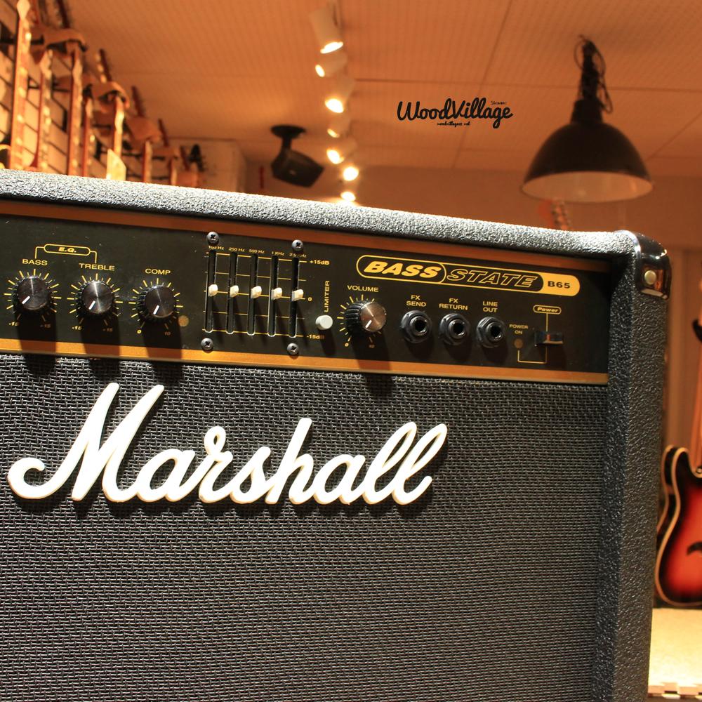 【入荷情報】Marshall – BS65(Bass-State)