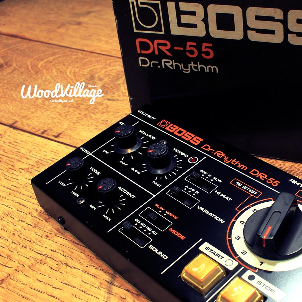 BOSS DR-55 Dr.Rhythm