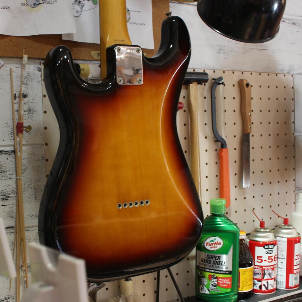 Fender Japan ST62-48 3TS Hardtail