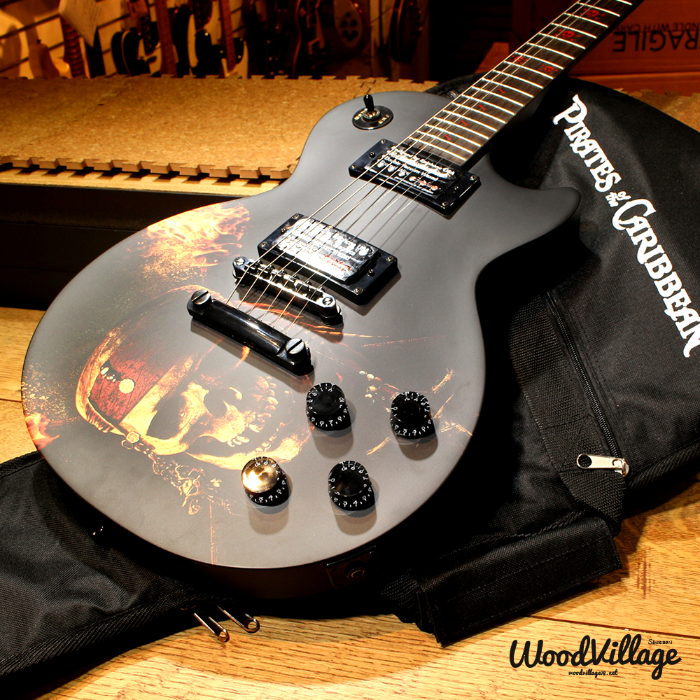 Epiphone◆PIRATES OF THE CARIBBEAN (A PIRATE'S LIFE FOR ME) Les Paul Studio