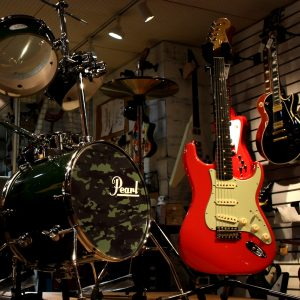 Fender Custom Shop - '12 Team Build Custom 1960 Stratocaster NOS Fiest Red