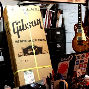 【NEW】Gibson Les Paul Standard 2016T Gold Top