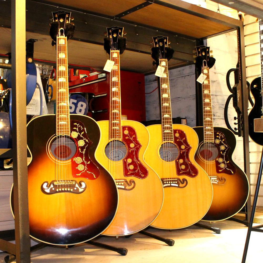 所有出来ないギター Gibson SJ-200
