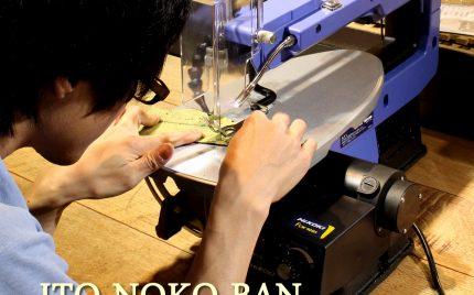 オリジナルピックガードやバックパネルなどを製作