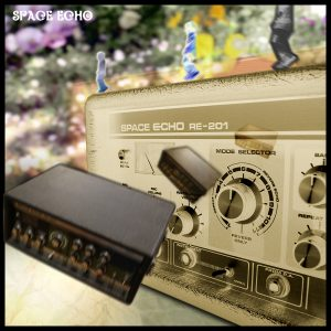 Roland RE-201 SPACE ECHO 伝説のテープエコー ディレイ/リバーブ 実機 モジュレーション ヴィンテージ 部品交換メンテナンス済み 15127011
