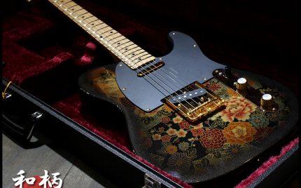任侠映画さながら「Shop Modified / Fender Japan TL69-SPL」