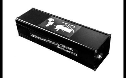 【商品紹介】音質改善BOX...? 「Sir Tone Miraculous Box 200-250C 入荷」